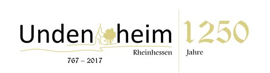 1250 Jahre - Undenheim